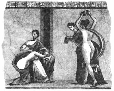Лесбийские нравы в древнем риме фото 32-931