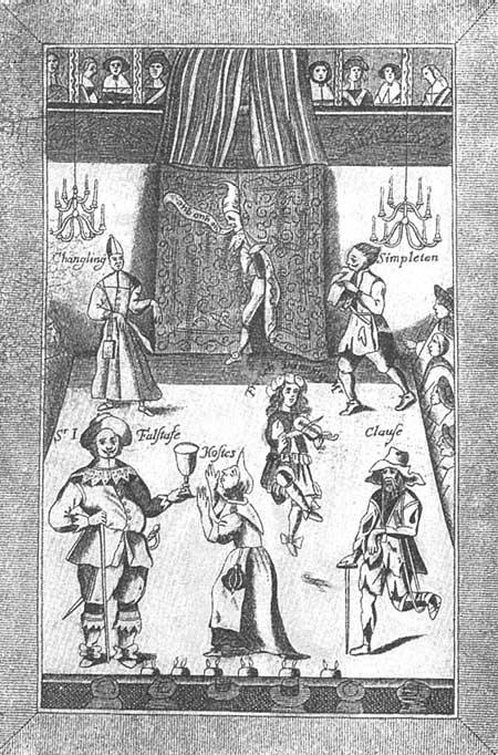 Независимо от роли Фальстафа, Виндзорские насмешницы резко отличаются