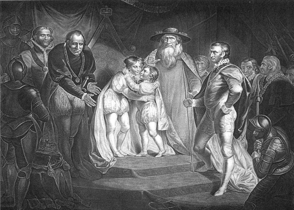 lib ru Классика Шекспир Вильям the boydell shakespeare gallery